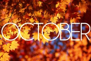 What's happening at The Fulcrum Group in October