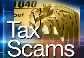 Tax Scams tips from The Fulcrum Group