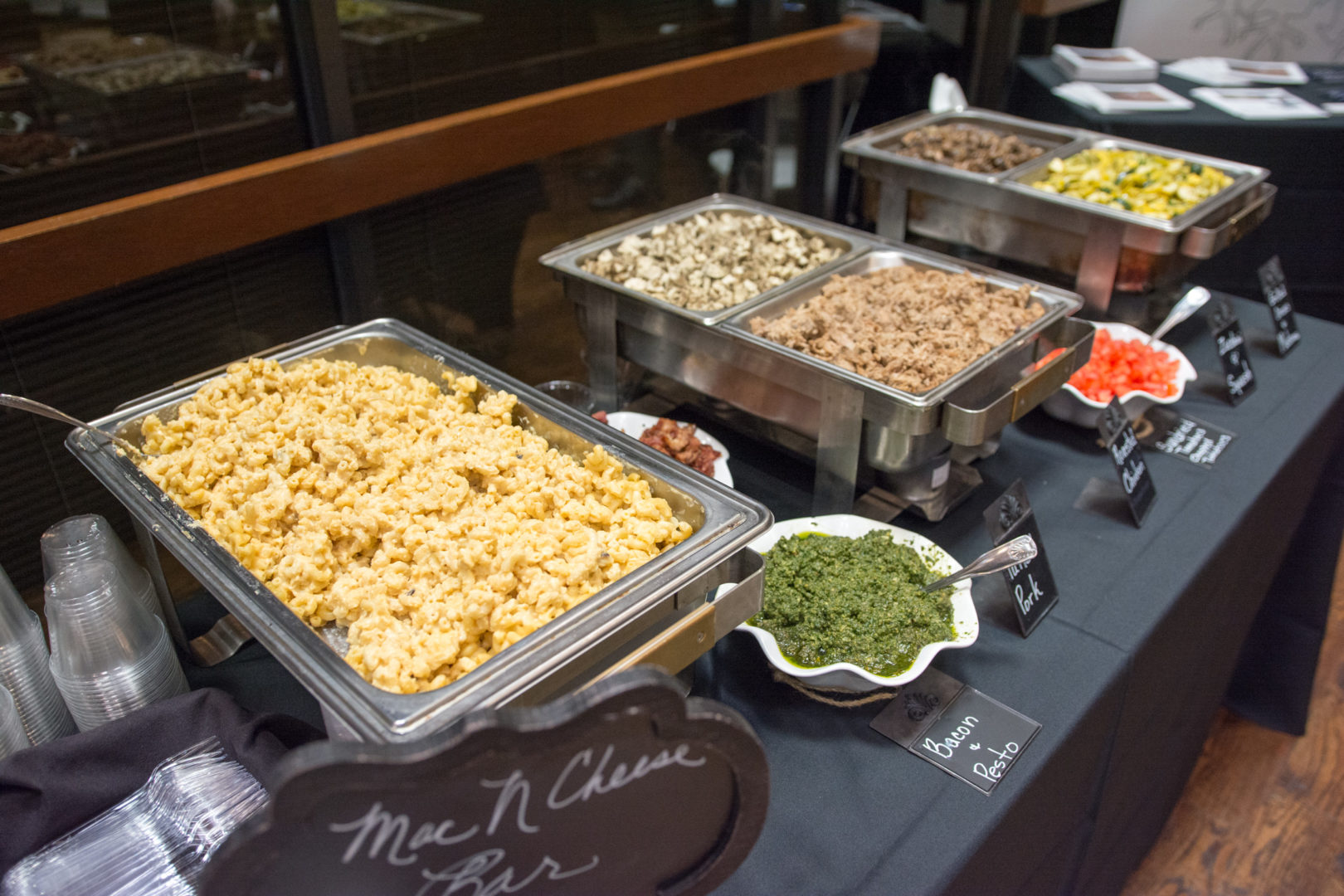 Macaroni & Cheese Bar