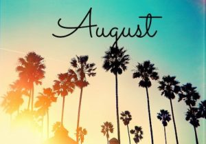 August at The Fulcrum Group