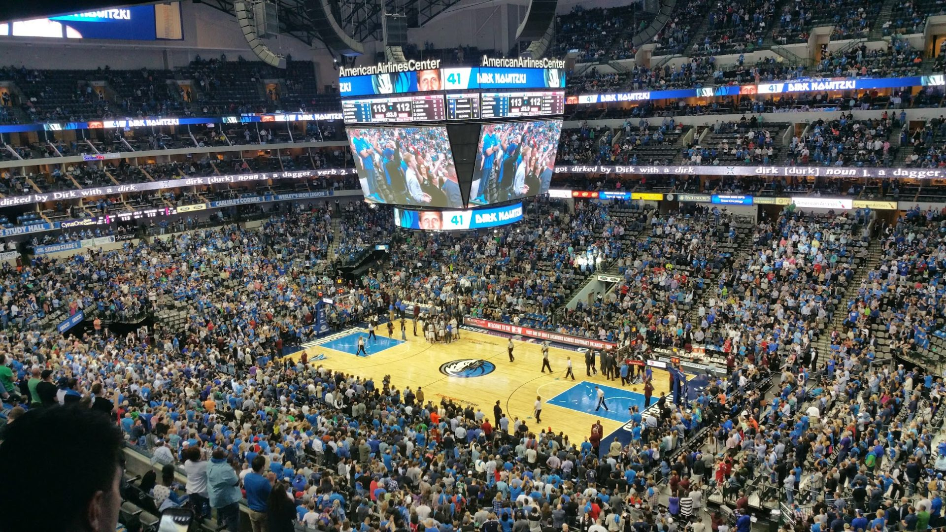 Fulcrum Group Mavs Suite Night Feb 2017