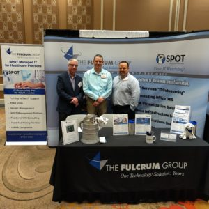 Fulcrum Group at the 2019 Annual MGMA Meeting