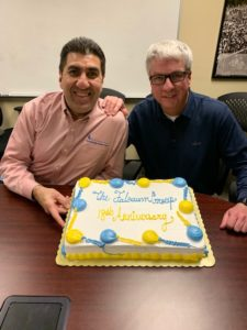 The Fulcrum Group celebrates 18 years!