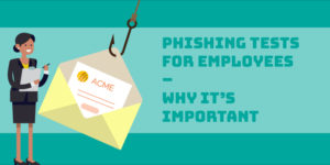 Phishing Tests for Employees