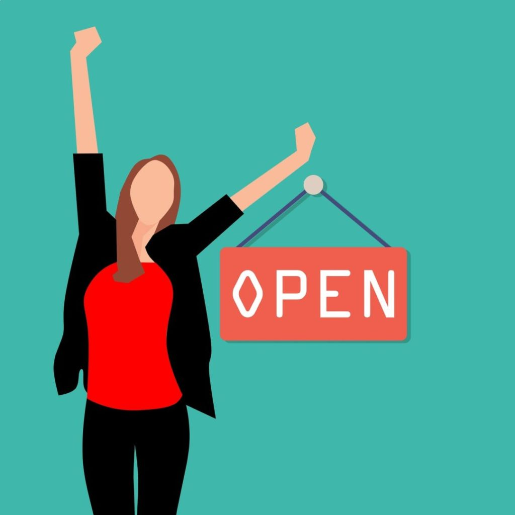 Open for Business - Ready for the New Normal