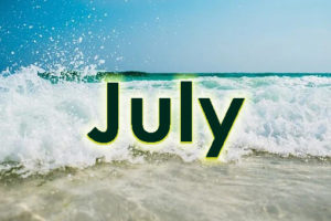 July at The Fulcrum Group
