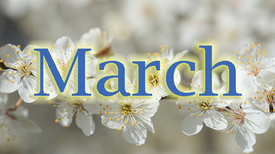 March at The Fulcrum Group
