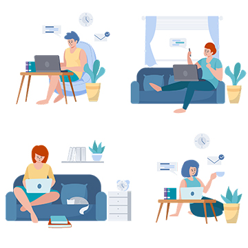 The Top 5 Remote Work Lessons Learned in 2020