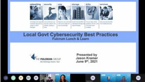 Cybersecurity for Government Lunch & Learn