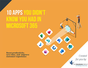 August Educational Guide - 10 Apps you didn't know you had in Microsoft 365